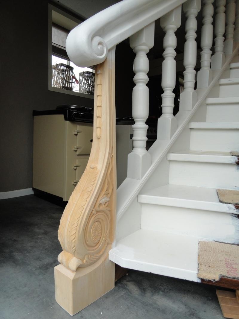 baluster voor trap