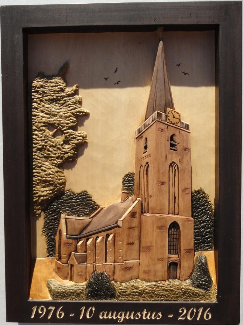 Kerk Maartensdijk Relatiegeschenk