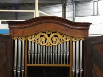 Orgel in kast