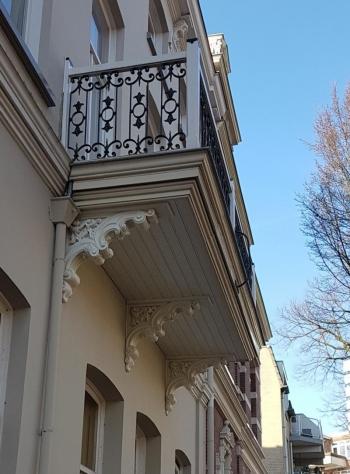 Balkonsteun