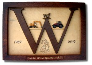Van der Weerd Grafhorst B.V.